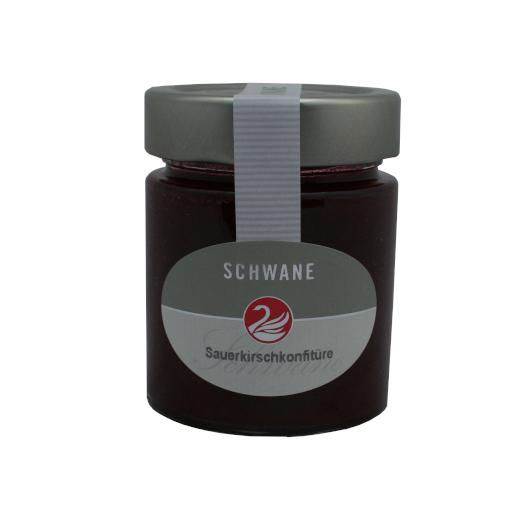 Sauerkirschmarmelade